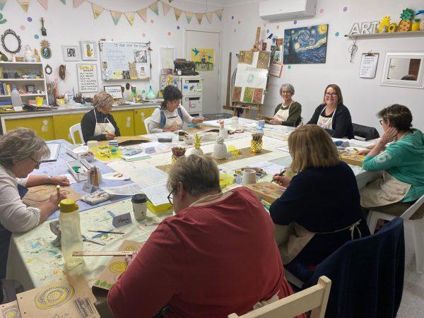 Studio Yellow-Art Mentoring8