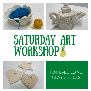 Clay-object-art-class-studio-yellow