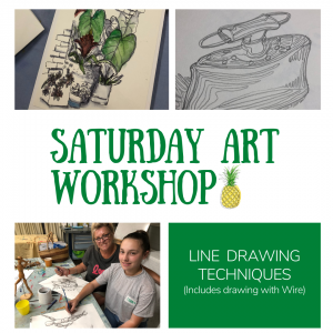 Studio Yellow - Line Drawing Techniques